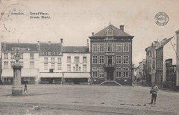 AERSCHOT - 1913 - Markt - Aarschot