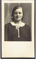 "MICHIELS Gabrielle - °FLEURINNES (F) 1921  ""brutaal Uit Het Leven Gerukt Nieuwjaaravond 1944 - (drukk. LOOTENS, NEVELE) - Andachtsbilder"