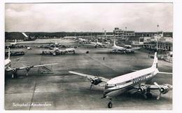 VV-529   AMSTERDAM : SCHIPHOL Airport - Vliegvelden