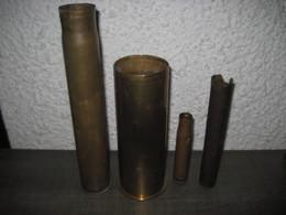Lot De Trois Douilles - Armi Da Collezione