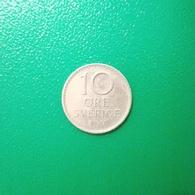 10 Öre Münze Aus Schweden Von 1973 (sehr Schön Bis Vorzüglich) - Schweden