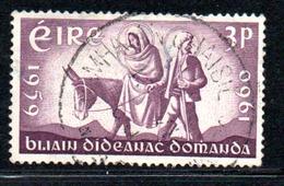 Irlande - N° 144 - 1960 - Oblitérés