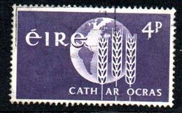 Irlande - N° 157 - 1963 - Oblitérés