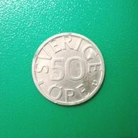 50 Öre Münze Aus Schweden Von 1978 (sehr Schön Bis Vorzüglich) - Schweden