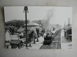 PHOTO Fenino - Train - Montigny Beauchamp - 07/1967 - Trains