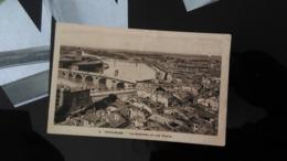 CPA - 2. TOULOUSE -  La Garonne Et Les Ponts - Toulouse
