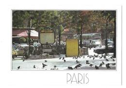Paris Metropolitain Ternes - Métro Parisien, Gares