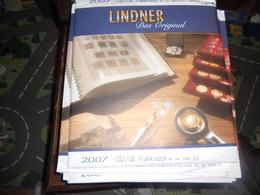 Lot N° 27 :  Année 2007 - Pré-Imprimés