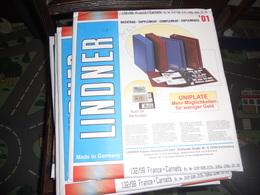 Lot N° 37 :  Année 2001 - Pré-Imprimés