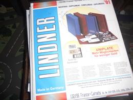 Lot N° 36 :  Année 2001 - Pré-Imprimés