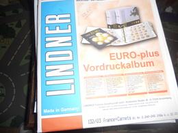 Lot N° 34 :  Année 2003 - Pré-Imprimés