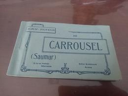 Album 12 Cartes Du Carrousel Saumur - Autres