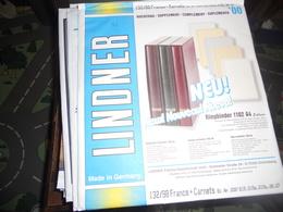 Lot N° 31 :  Année 2000 - Pré-Imprimés