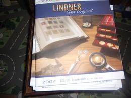 Lot N° 28 :  Année 2007 - Pré-Imprimés