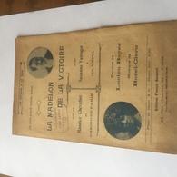 La Madelon De La Victoire - Liederbücher