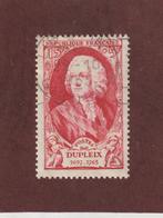 857 De 1949 - Oblitéré - Marquis DUPLEIX  - Série : Célèbrités Du  XVIII ème Siècle  - 2 Scannes - France