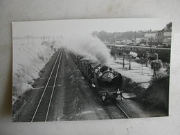 PHOTO - Train - Pierrefitte - Trains