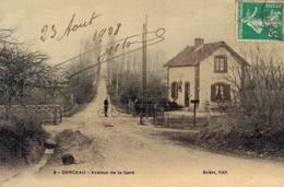 61 6 DORCEAU Avenue De La Gare - France