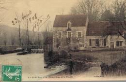 61 4 DORCEAU La Chute D'Eau Et Le Moulin - France