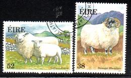 Irlande - N° 770,771 - 1991 - Oblitérés