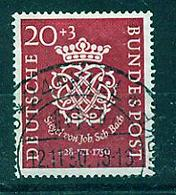 BUND--Nr. 122 ,sauber Gestempelt - Oblitérés