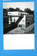 NY596, Lausanne, Gare CFF Métro Lausanne - Ouchy, Horloge ETERNA, RESONAR, Photo 1956 - Luoghi