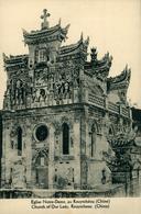 China Chine Eglie Notre Dame Au Kouytchéou CPA Des Missions étrangères Paris - China
