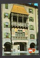 Autriche - INNSBRUCK - Goldenes Dachi ( N° 67 B Oberhaidinger Postkartenverlag ) - Innsbruck