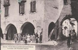 Piemonte - Torino - Giaveno - Casa Del Conti Sciopis Di Salvano - Monumento Regionale  - - Italia