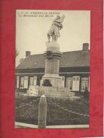 CPA -  Pernes En Artois - Le Monument Aux Morts - France