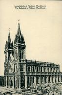 China Chine Mandchoukouo Mandchourie Mukden Cathedral  Moukden CPA Des Missions étrangères Paris - China