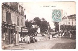 Garches  ( 92 - Hauts De Seine )  Le Marché - Garches