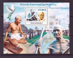 MOZAMBIQUE 2009  GANDHI  YVERT N°B219  NEUF MNH** - Mahatma Gandhi