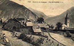 PUY SAINT PIERRE - France