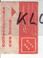 BON Safr - Collectionnez Ces Bons Contre 10 Bons Et Enveloppe Timbrée 20Fr Un Film Complet 10 Vue  Ex Buffalo Bill Etc . - Publicités