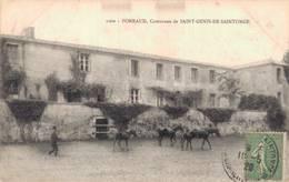 17 1060 FONRAUD Commune De Saint GENIS DE SAINTONGE - Other Municipalities