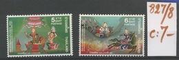 827*828 **. Writing Letter 1977. - Thaïlande