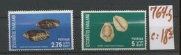 764 765 **.coquillages. Shells. 1975. - Thaïlande