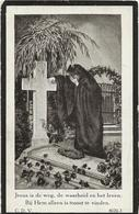 DP. EMMA VOLCKAERT ° BACHTE-MARIA-LEERNE 1874- + DEINZE 1929 - Religion & Esotérisme