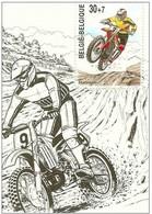 BLOK 79 XX - Motorsport 2821** Cote 2,50 Euro- Bloc 79** MNH - Bloques 1962-....