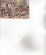CPA ILLUSTRATEUR, De L'éditeur :LAPINA N°2555.(G.Busson ,un Contre Quatre.) - Künstlerkarten
