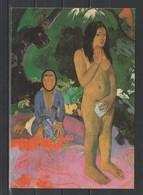 CPM Tahiti #623 - Paul Gauguin - Paroles Du Diable - Tahiti