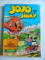 JOJO Et JIMMY - Le Liquide Escamoteur - FRANS PIET - 1967 - Edit.  DE SPAARNESTAD HAARLEM - Jojo