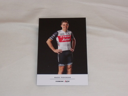 Mads Pedersen - Trek Segafredo - 2020 - Cycling