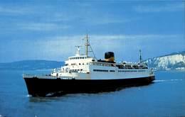 025 454- CP - Thèmes - Bateaux - Paquebot - Koningin Fabiola - Steamers