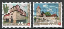 Schweiz 2018, Mi Nr  2539-40, Satz, Pro Patria, Gestempelt - Switzerland