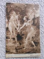 Cpa Arts - Peintures & Tableaux - Nus - Nude - Femmes - Nus
