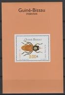 Guiné-Bissau Guinea Guinée Bissau 1996 Mi. Bl. 298 Insectos Insects Insectes Insekten Set Of 4 Stamps MNH ** - Guinée-Bissau