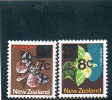 NOUVELLE ZELANDE 1977 ** - Nouvelle-Zélande