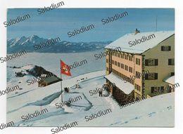 Hotel Rigi Kulm Blick Auf Nebelmeer Und Pilatus - Helvetia - Storia Postale - Svizzera